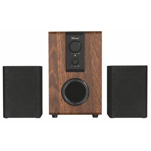 Фото Акустическая система Trust Silva Speaker Set (21734) Brown