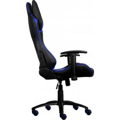 Фото Кресло Aerocool C120 Gaming Chair (AC120B) Black/Blue