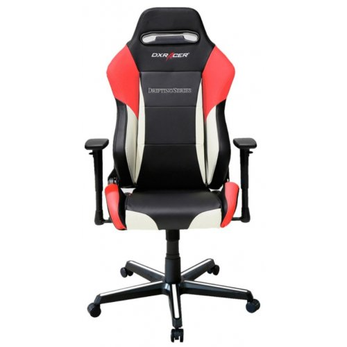 Фото Игровое кресло DXRacer Drifting (OH/DM61/N) Black/White/Red