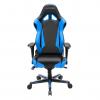Фото Игровое кресло DXRacer Racing (OH/RV001/N) Black/Blue