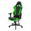 Фото Игровое кресло DXRacer Racing (OH/RV001/N) Black/Green