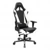 Фото Игровое кресло DXRacer Racing (OH/RV001/N) Black/White
