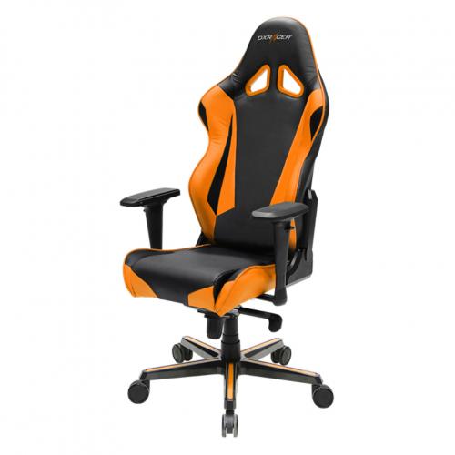 Фото Игровое кресло DXRacer Racing (OH/RV001/N) Black/Orange