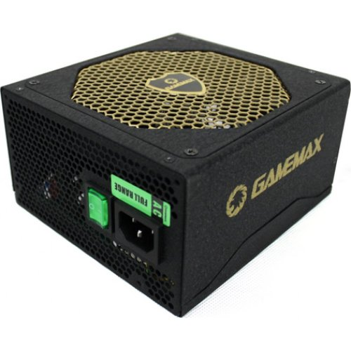 Фото Блок питания GAMEMAX 600W (GM-600G)