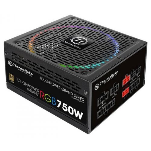 Фото Блок питания Thermaltake Toughpower Grand RGB 750W (PS-TPG-0750FPCGEU-R)