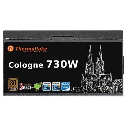 Фото Блок питания Thermaltake Cologne 730W (W0394RE)