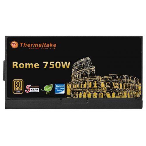 Фото Блок питания Thermaltake Rome 750W (W0494RE)