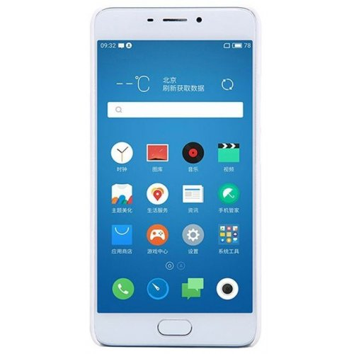 Фото Чехол Чехол Nillkin Frosted Shield для Meizu M5 Note White