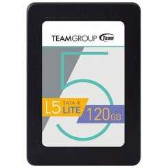Фото SSD-диск Team L5 Lite TLC 120GB 2.5'' (T2535T120G0C101)