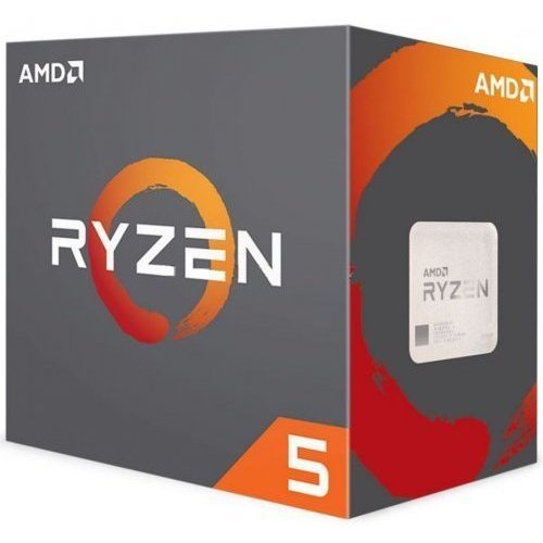 Фото Процессор AMD Ryzen 5 1600 3.2(3.6)GHz sAM4 Box (YD1600BBAEBOX)