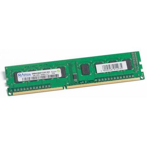 Фото ОЗУ Ramos DDR3 4GB 1600Mhz (SEB4GB681TAT-16IB)