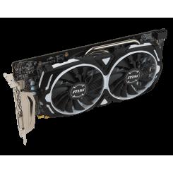 Фото Видеокарта MSI Radeon RX 580 ARMOR OC 8192MB (RX 580 ARMOR 8G OC)