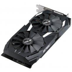 Фото Видеокарта Asus Radeon RX 580 Dual OC 4096MB (DUAL-RX580-O4G)