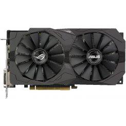 Фото Видеокарта Asus ROG Radeon RX 570 STRIX 4096MB (ROG-STRIX-RX570-4G-GAMING)