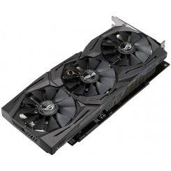 Фото Видеокарта Asus ROG Radeon RX 580 STRIX 8192MB (ROG-STRIX-RX580-8G-GAMING)