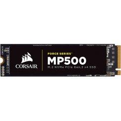 Фото SSD-диск Corsair Force Series MP500 MLC 120GB M.2 (2280 PCI-E) NVMe x4 (CSSD-F120GBMP500)