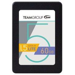 Фото SSD-диск Team L5 Lite MLC 60GB 2.5'' (T2535T060G0C101)