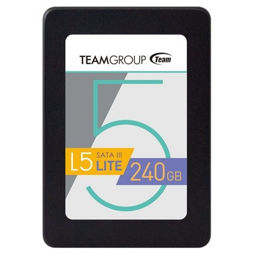 Фото SSD-диск Team L5 Lite TLC 240GB 2.5'' (T2535T240G0C101)