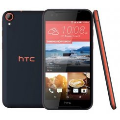 Фото Смартфон HTC Desire 830 Dual Sim Sunset Blue