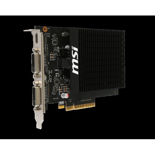 Фото Видеокарта MSI Geforce GT 710 2048MB (GT 710 2GD3H H2D)