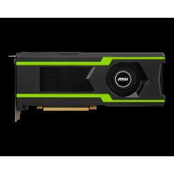 Фото Видеокарта MSI Geforce GTX 1080 Ti AERO OC 11264MB (GTX 1080 TI AERO 11G OC)