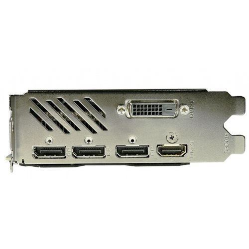 Фото Видеокарта Gigabyte Radeon RX 580 Gaming 4096MB (GV-RX580GAMING-4GD)