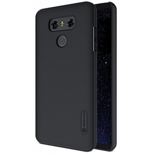 Фото Чехол Чехол Nillkin Frosted Shield для LG G6 Black