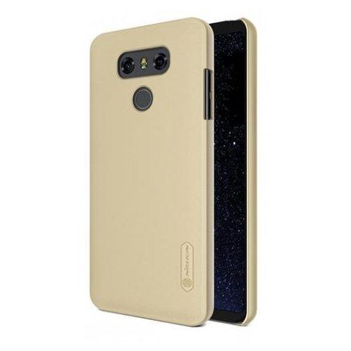 Фото Чехол Чехол Nillkin Frosted Shield для LG G6 Gold