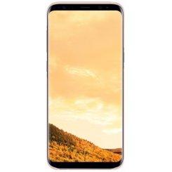 Фото Чохол Samsung Clear Cover для Galaxy S8+ G955 (EF-QG955CPEGRU) Pink