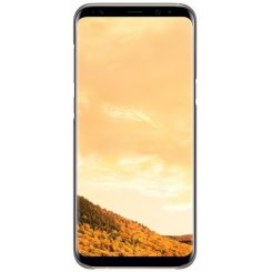 Фото Чохол Samsung Clear Cover для Galaxy S8 G950 (EF-QG950CFEGRU) Gold