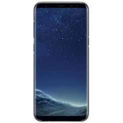 Фото Чохол Samsung Clear Cover для Galaxy S8 G950 (EF-QG950CBEGRU) Black