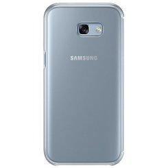 Фото Чохол Samsung Clear View Cover для Galaxy A5 2017 (EF-ZA520CLEGRU) Blue