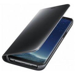 Фото Чохол Samsung Clear View Standing Cover для Galaxy S8 G950 (EF-ZG950CBEGRU) Black