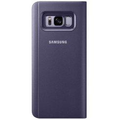 Фото Чохол Samsung Clear View Standing Cover для Galaxy S8 G950 (EF-ZG950CVEGRU) Violet