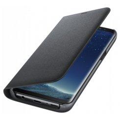 Фото Чохол Samsung LED View Cover для Galaxy S8 G950 (EF-NG950PBEGRU) Black