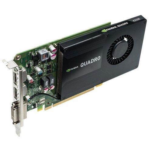 Фото Видеокарта PNY NVIDIA Quadro K2200 4096MB (VCQK2200-PB)