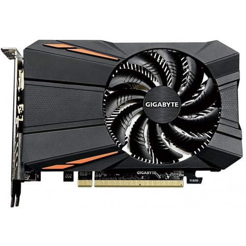 Фото Видеокарта Gigabyte Radeon RX 550 D5 2048MB (GV-RX550D5-2GD)