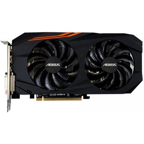 Фото Відеокарта Gigabyte Radeon RX 580 AORUS 8192MB (GV-RX580AORUS-8GD)