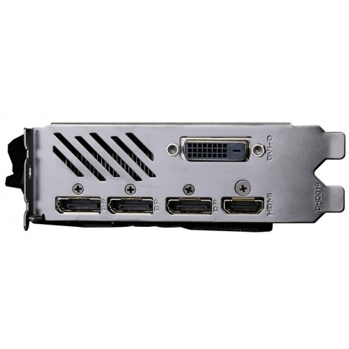 Фото Видеокарта Gigabyte Radeon RX 580 AORUS 4096MB (GV-RX580AORUS-4GD)