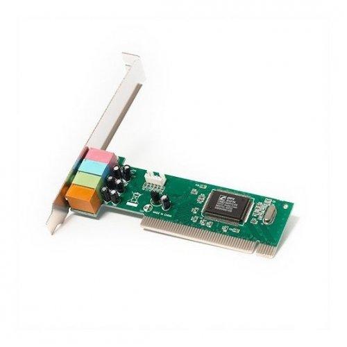Фото Звуковая карта ATcom C-Media 8738 PCI 4 каналов (10715)