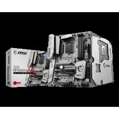 Фото Материнская плата MSI Z270 MPOWER GAMING TITANIUM (s1151, Intel Z270)