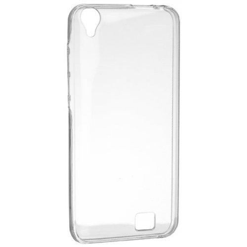 Фото Чехол Чехол DIGI TPU Clean для ERGO A503 Optima Transparent + 9H Glass