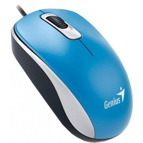 Фото Мышка Genius DX-110 USB (31010116103) Blue
