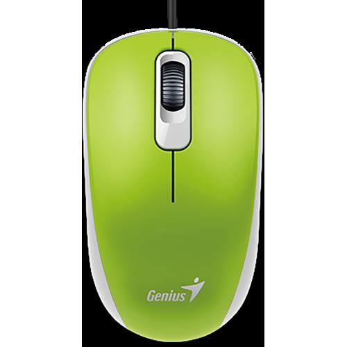 Фото Мышка Genius DX-110 USB (31010116105) Green