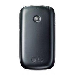 Фото Мобильный телефон LG T310i Cookie Black with Red