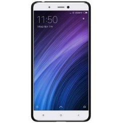 Фото Чехол Nillkin Frosted Shield для Xiaomi Redmi 4 Prime Black