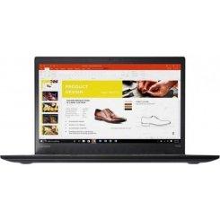 Фото Ноутбук Lenovo ThinkPad T470s (20HF000TRT) Black