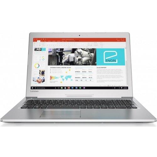 Фото Ноутбук Lenovo IdeaPad 510-15 (80SV011ARA) Silver