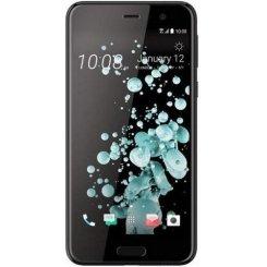 Фото Смартфон HTC U Ultra 128GB Dual Sim Brilliant Black