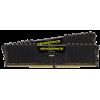 Фото ОЗУ Corsair DDR4 16GB (2x8GB) 3000Mhz Vengeance LPX (CMK16GX4M2B3000C15) Black